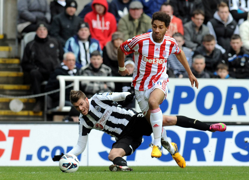 Joselu: Newcastle United sign Stoke's Spanish striker