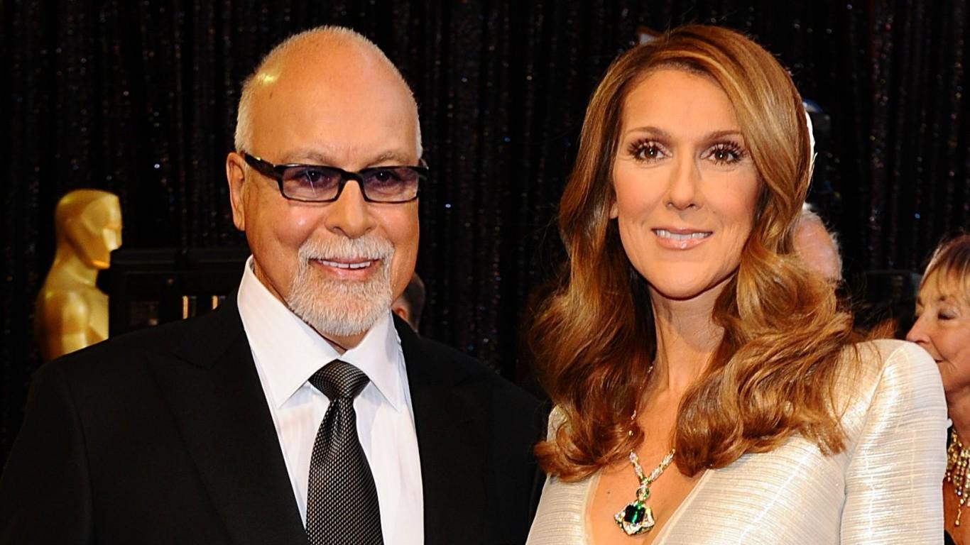 Celine Dion's husband, René Angélil, passes away after cancer battle, aged 73