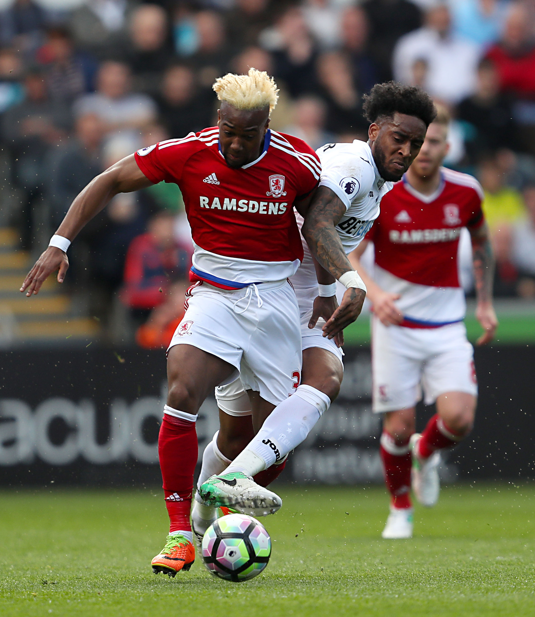 Chelsea target Adama Traore would be a useful bench option — In Focus