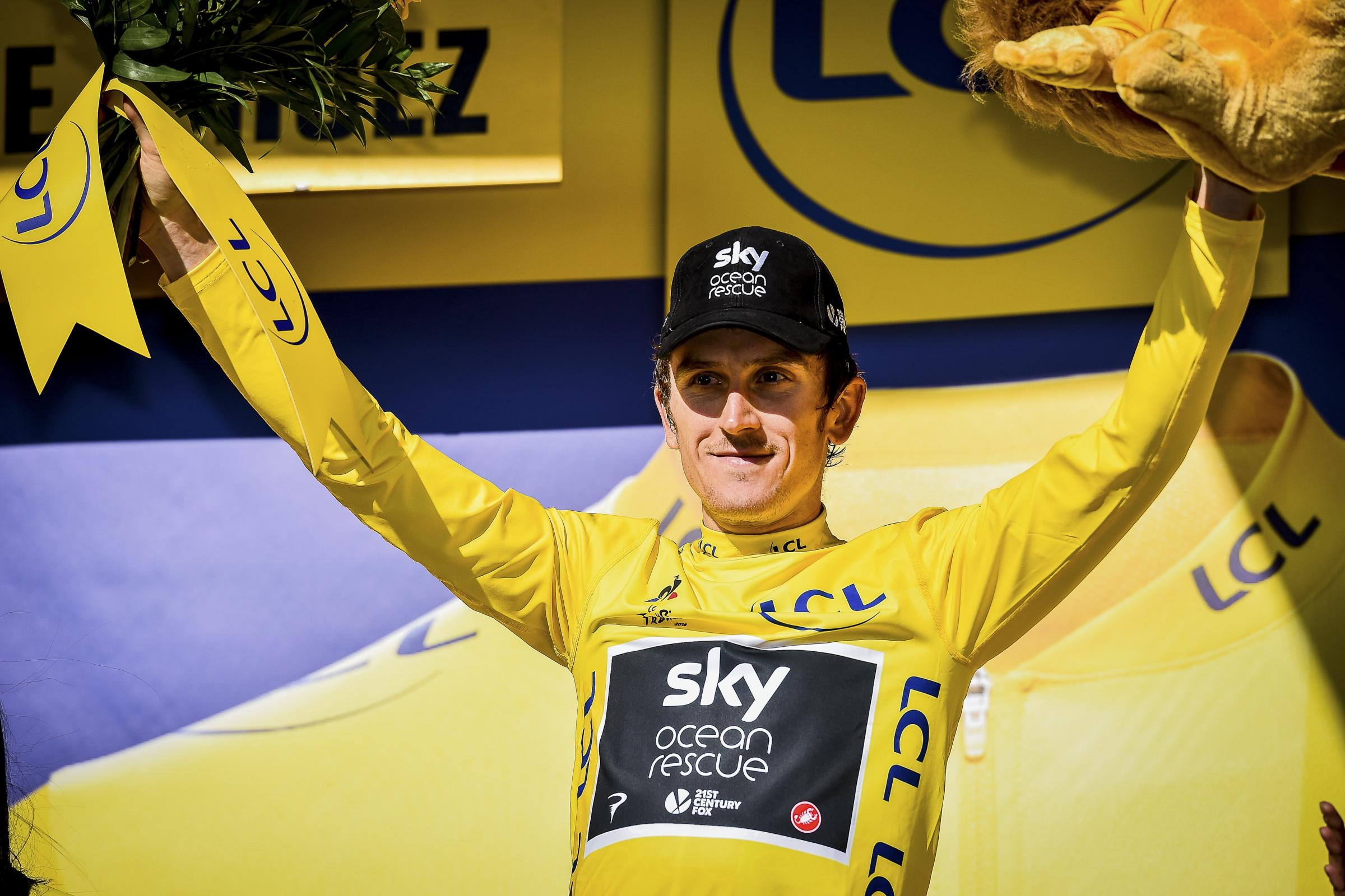 Ready to sacrifice title for Thomas: Froome