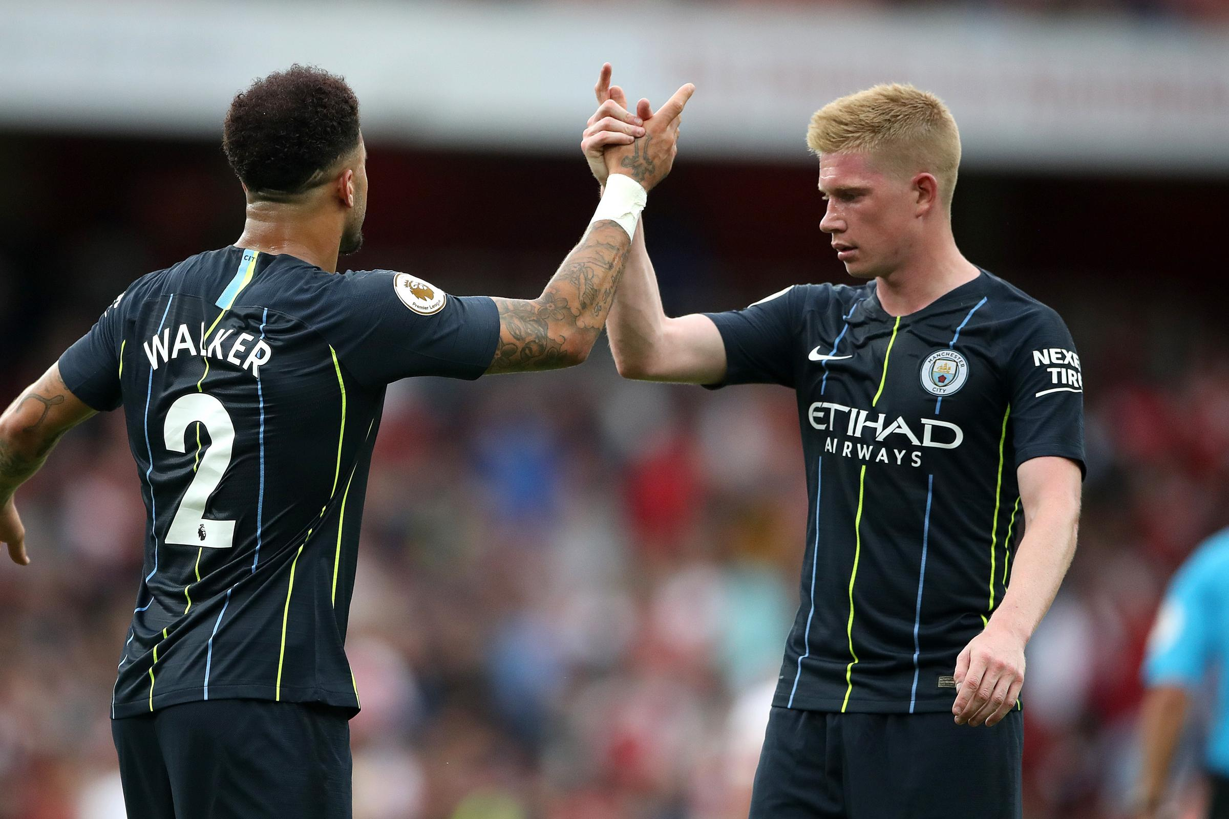 Kevin De Bruyne injury: Gundogan ready to replace Belgian star