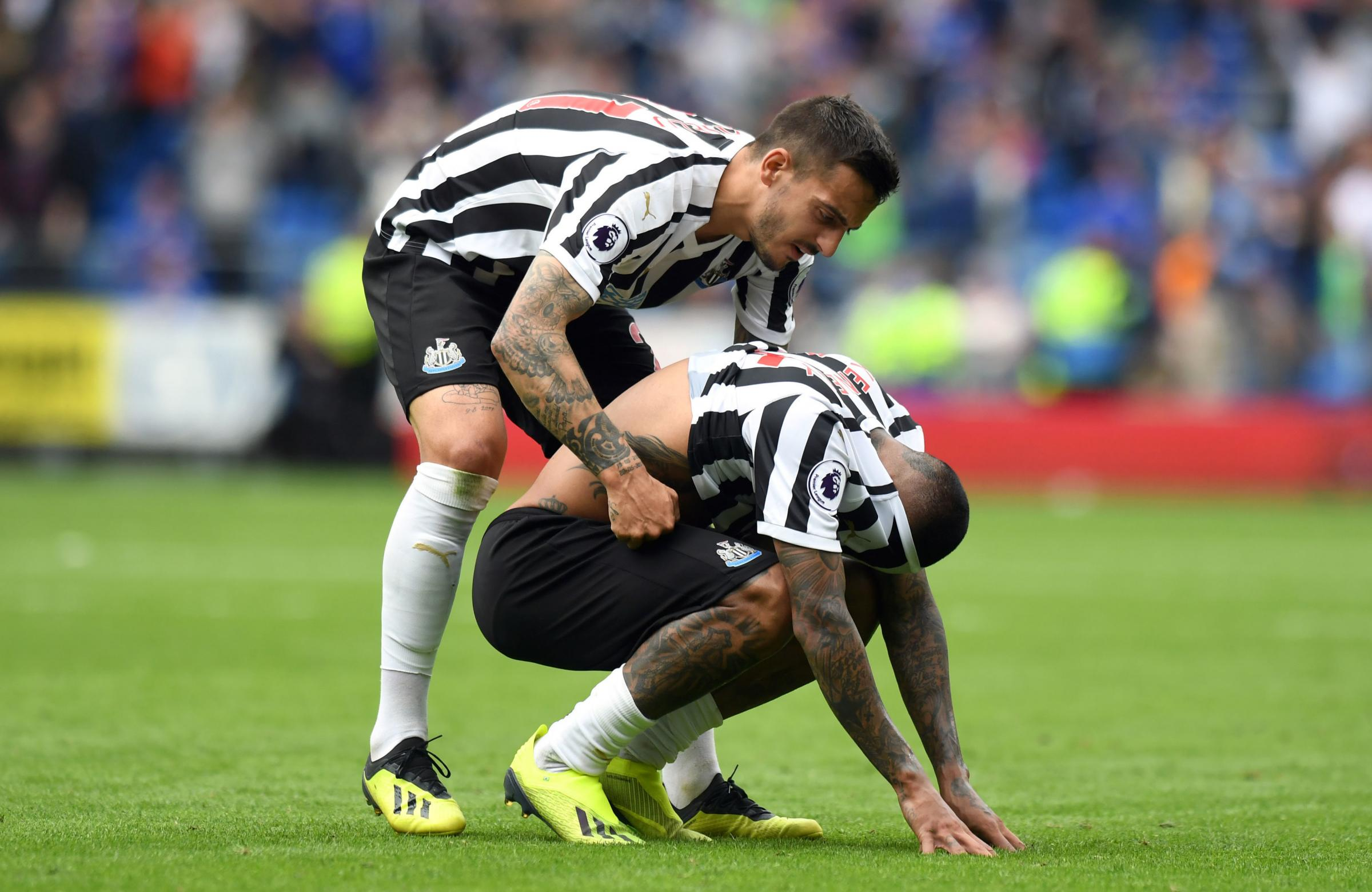 Rafa Benitez confirms Newcastle's penalty hierarchy after Kenedy miss