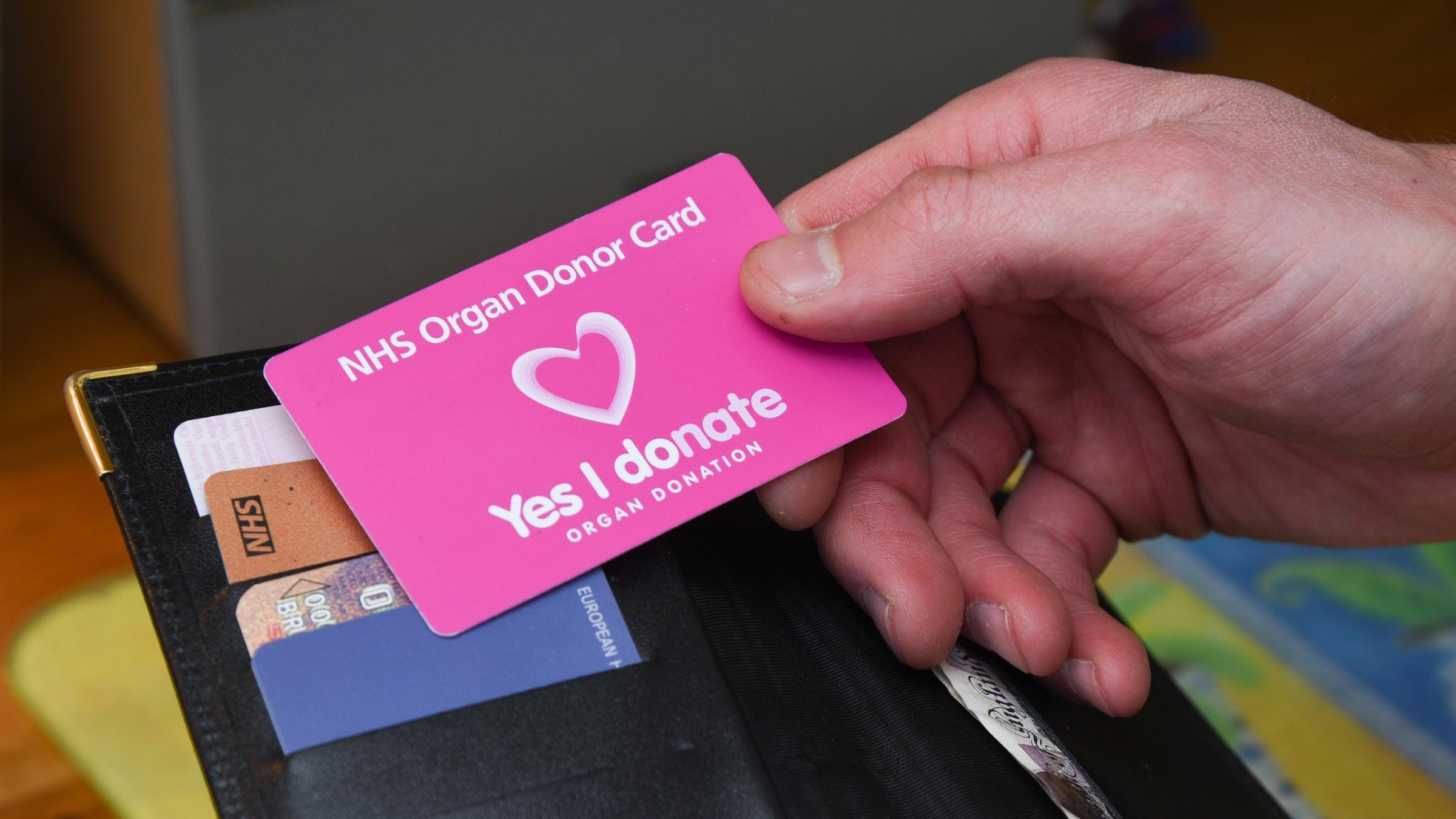 Almost 40 lives saved across Shropshire thanks to organ donors