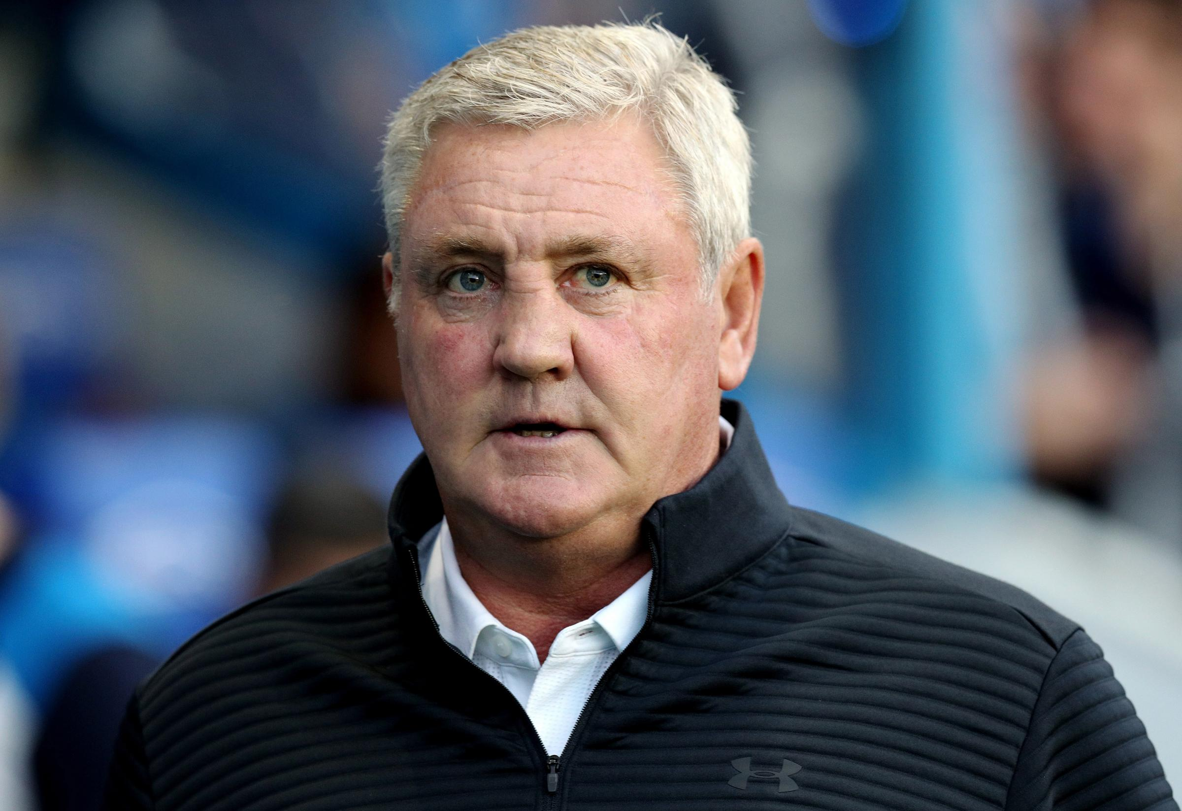 Steve Bruce sacked by Aston Villa