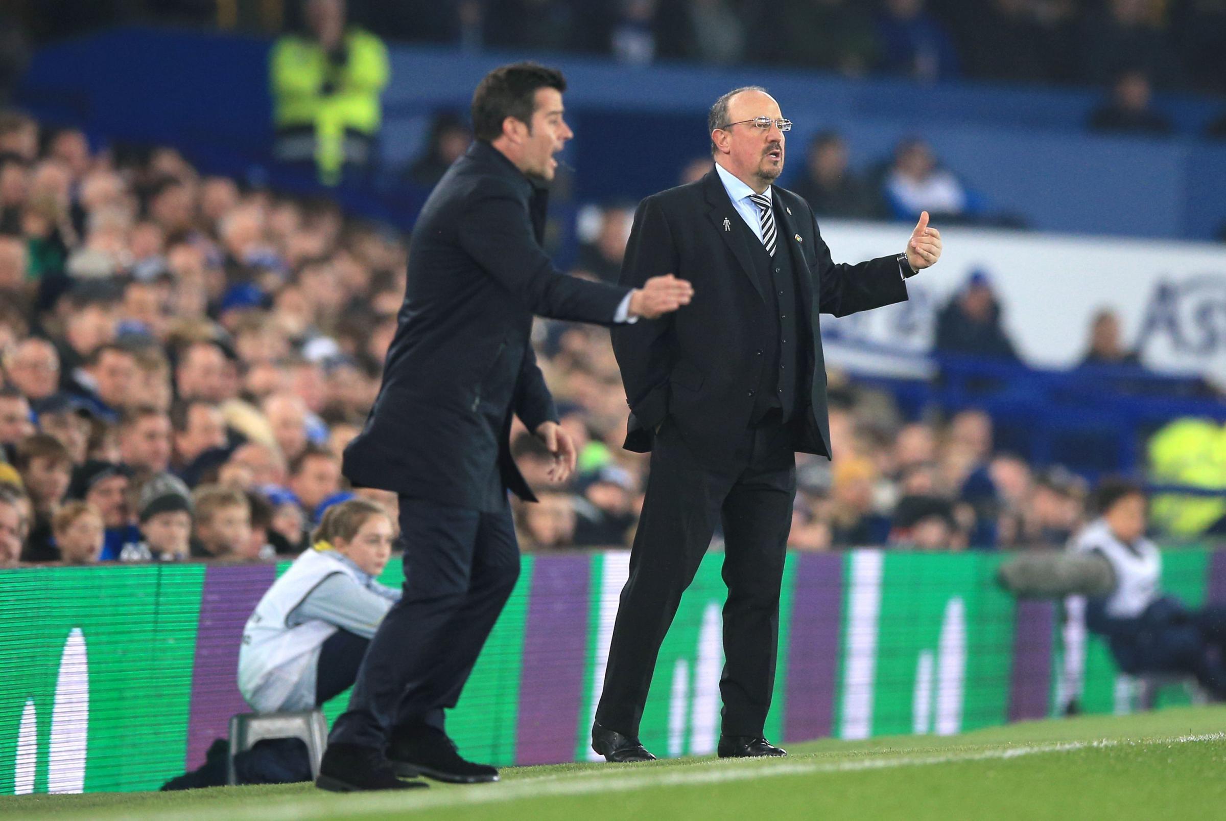 Benitez praises 'fantastic job' Newcastle squad are doing